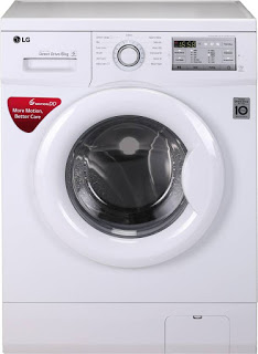 LG FH0FANDNL02 6 kg Fully Automatic Front Load Washing Machine