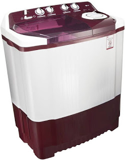 LG P7559R3FA 6.5 kg Semi Automatic Washing Machine